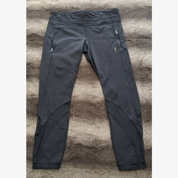 lululemon athletica Pants - Lululemon Black Leggings